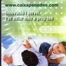 Coleccionismo Calendarios: CALENDARIO 2009 - CAIXA PENEDÈS. Lote 12036481