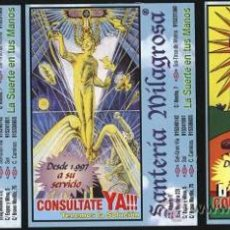 Coleccionismo Calendarios: LOTE 3 CALENDARIOS PUBLICITARIOS 2009. Lote 12140961