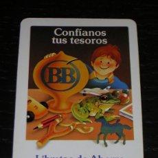 Coleccionismo Calendarios: 1981 - CALENDARIO H. FOURNIER - BANCO DE BILBAO. Lote 24419988