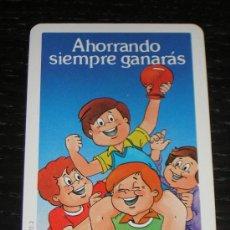 Coleccionismo Calendarios: 1983 - CALENDARIO H. FOURNIER - BANCO DE BILBAO. Lote 24453047