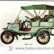Coleccionismo Calendarios: CALENDARIO DE BOLIDE 1900, CON PUBLICIDAD DE CÁDIZ, DE 1972. Lote 13068910