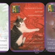 Coleccionismo Calendarios: LOTE 3 CALENDARIOS PUBLICITARIOS 2009 . Lote 13274586