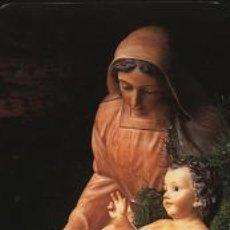 Coleccionismo Calendarios: CALENDARIO RELIGIOSO, SANTOS/RELIGIOSOS 1996. Lote 13383402