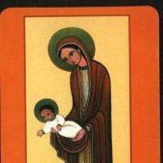 Coleccionismo Calendarios: CALENDARIO TEMA SANTOS/RELIGIOSOS 2001. Lote 13384016