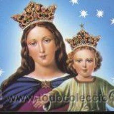 Coleccionismo Calendarios: CALENDARIO TEMA SANTOS/RELIGIOSOS 2001. Lote 13384070