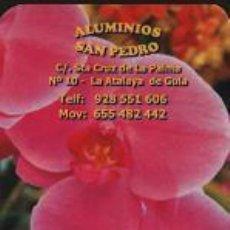 Coleccionismo Calendarios: CALENDARIO TEMA FLORES 2008. Lote 13498275