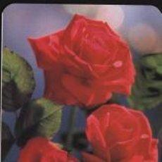 Coleccionismo Calendarios: CALENDARIO TEMA FLORES 2004. Lote 13498359