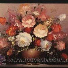 Coleccionismo Calendarios: CALENDARIO TEMA FLORES 1999. Lote 13498429