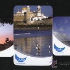 Coleccionismo Calendarios: LOTE 3 CALENDARIOS PUBLICITARIOS 2009. Lote 13583844