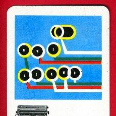 Coleccionismo Calendarios: CALENDARIO FOURNIER , HISPANO OLIVETTI ,PLUMA 22 , 1959 , CAL2952. Lote 25947338