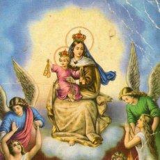 Coleccionismo Calendarios: CALENDARIO RELIGIOSO DEL AÑO 1992. Lote 13779477