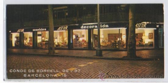 Subastas Muebles Antiguos Barcelona : Calendario de bolsillo muebles astor decoracion comprar