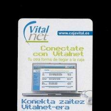 Coleccionismo Calendarios: CALENDARIO DE BOLSILLO CAJA VITAL AÑO 2006 - H. FOURNIER - BANCO VITALNET KUTXA - . Lote 14544170