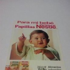 Coleccionismo Calendarios: CALENDARIO NESTLE 1995. Lote 194600433