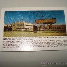 Coleccionismo Calendarios: CALENDARIO FOURNIER = EDITORIAL EVEREST = 1974 ,IMPECABLE. . Lote 16197198
