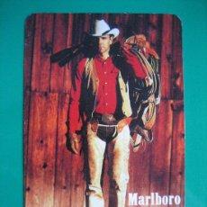 Coleccionismo Calendarios: CALENDARIO FOURNIER , MALBORO, DE 1992. Lote 42179770