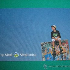 Coleccionismo Calendarios: CALENDARIO FOURNIER, CAJA VITAL-VITAL KUTXA, DE 1999. Lote 161838785