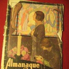 Coleccionismo Calendarios: ALMANAQUE BAYER 1928. Lote 16453247
