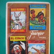 Coleccionismo Calendarios: CALENDARIO FOURNIER 1975. Lote 26480621