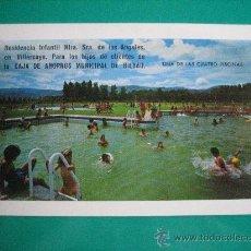 Coleccionismo Calendarios: CALENDARIO FOURNIER , CAJA DE AHORROS MUNICIPAL DE BILBAO, DE 1966. Lote 27301096