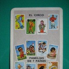 Coleccionismo Calendarios: CALENDARIO FOURNIER 1968. Lote 27345024