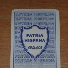 Coleccionismo Calendarios: 1999 - CALENDARIO H. FOURNIER - PATRIA HISPANA SEGUROS. Lote 26938623