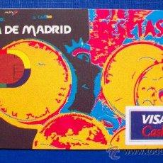 Coleccionismo Calendarios: FOURNIER 1998 - CAJA MADRID. Lote 17539489