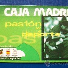 Coleccionismo Calendarios: FOURNIER 1998 - CAJA MADRID. Lote 17540072