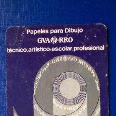Coleccionismo Calendarios: FOURNIER 1975 - L GUARRO CASAS. Lote 17898372