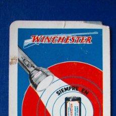 Coleccionismo Calendarios: FOURNIER 1964 - WINCHESTER. Lote 18556771