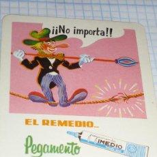 Coleccionismo Calendarios: CALENDARIO FOURNIER 1979 PEGAMENTO IMEDIO. Lote 18599160