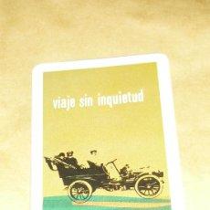 Coleccionismo Calendarios: CALENDARIO FOURNIER 1972 BANCO DE BILBAO. Lote 18632354