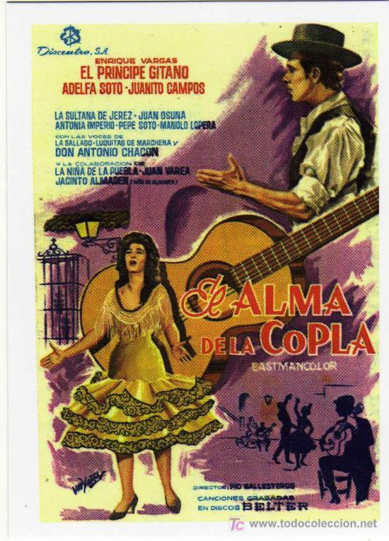 Calendario Cine Pelicula El Alma De La Copl Vendido En Subasta 23216703