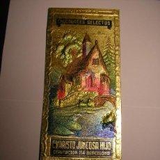Coleccionismo Calendarios: CHOCOLATES EVARISTO JUNCOSA HIJO *AÑO 1941*. Lote 23783031