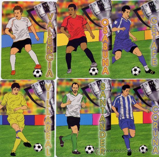 Coleccionismo Calendarios: 54 Calendarios de Futbol. Todos los de serie del año 2011 (Más imágenes en el interior) - Foto 3 - 26816173