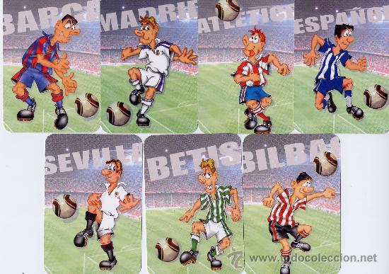 Coleccionismo Calendarios: 54 Calendarios de Futbol. Todos los de serie del año 2011 (Más imágenes en el interior) - Foto 4 - 26816173