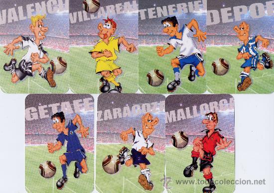 Coleccionismo Calendarios: 54 Calendarios de Futbol. Todos los de serie del año 2011 (Más imágenes en el interior) - Foto 5 - 26816173