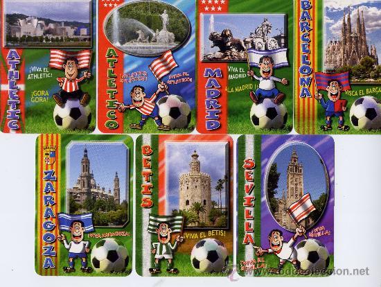 Coleccionismo Calendarios: 54 Calendarios de Futbol. Todos los de serie del año 2011 (Más imágenes en el interior) - Foto 6 - 26816173