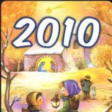 Coleccionismo Calendarios: CALENDARIO PUBLICITARIO 2010. Lote 20015328
