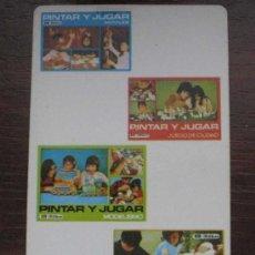 Coleccionismo Calendarios: CALENDARIO PELIKAN 1975. Lote 20118084