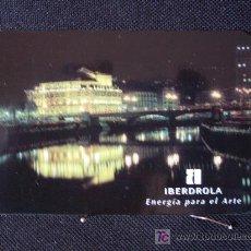 Coleccionismo Calendarios: CALENDARIO DE BOLSILLO AÑO 1996 IBERDROLA (). Lote 20125362