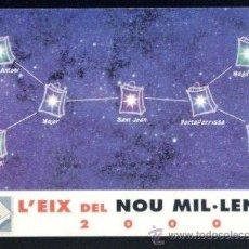 Coleccionismo Calendarios: CALENDARIO 2000 CAIXA PENEDES . Lote 20270804