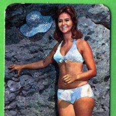 Coleccionismo Calendarios: UN CALENDARIO DE SEÑORITAS AÑO 1972 CON PUBLICIDAD. Lote 20478492