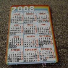 Coleccionismo Calendarios: CALENDARIO 2008 . Lote 20638723
