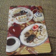 Coleccionismo Calendarios: CALENDARIO 2009 PASTELES. Lote 20638757