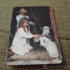 Coleccionismo Calendarios: CALENDARIO 2008 NIÑOS CON OVEJITAS. Lote 20638916
