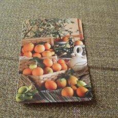 Coleccionismo Calendarios: CALENDARIO 2008 NARANJAS. Lote 20638987