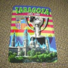 Coleccionismo Calendarios: CALENDARIO 2010 ZARAGOZA FUTBOL . Lote 20952847