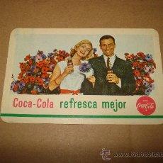 Coleccionismo Calendarios: CALENDARIO COCA COLA 1963 H. FOURNIER .. Lote 21504502