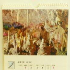 Coleccionismo Calendarios: CALENDARIO DE PARED OCEAN I.S.S.A......1973. Lote 22647126